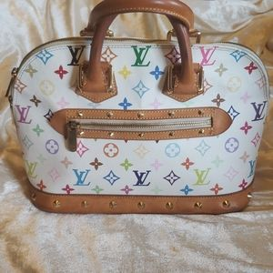FLASH SALE Louis Vuitton Takashi Murakami Alma